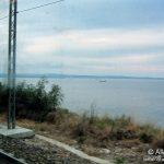 Dal treno, verso Trieste © leeliah99.altervista.org