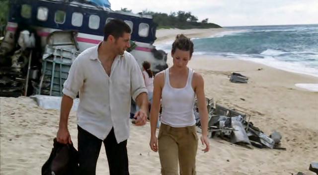 Lost stagione 1: Jack & Kate