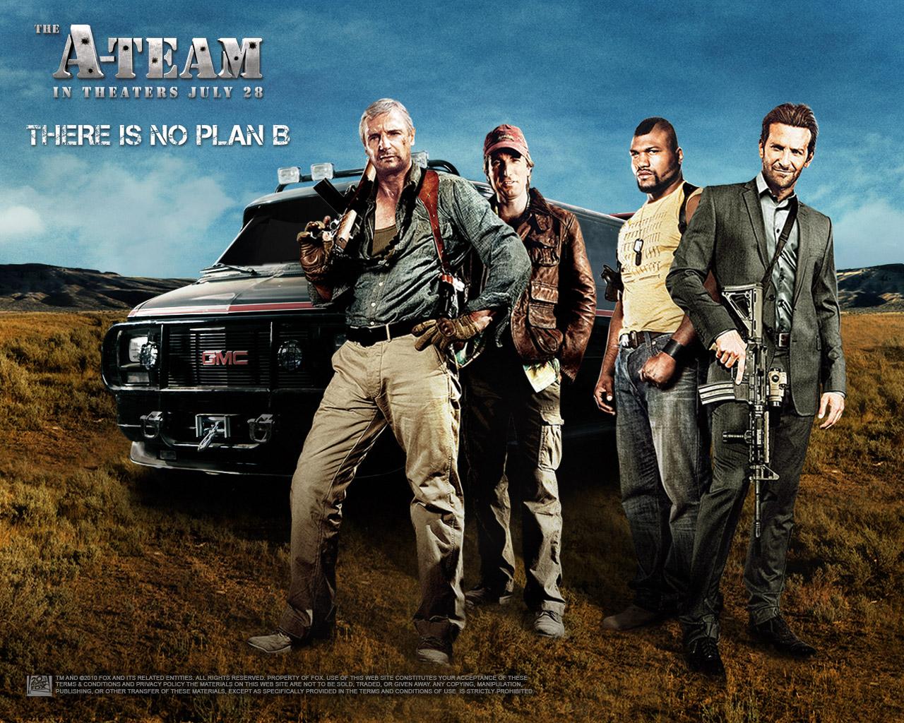 The A-Team movie