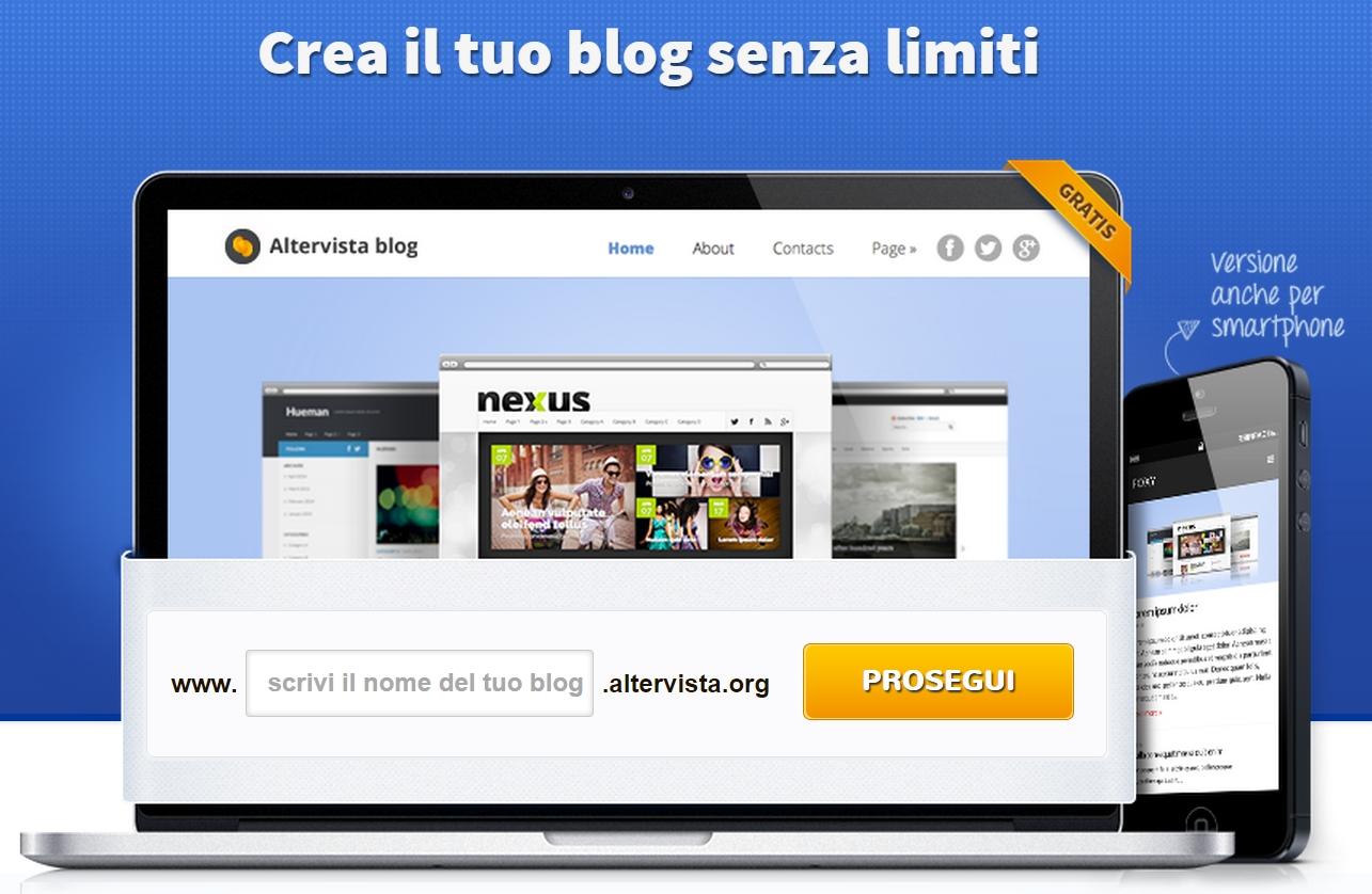 Come scegliere tra altervista.org e wordpress.com