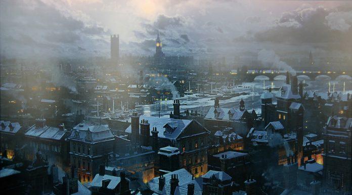 A Londra fa freddo