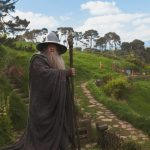 Ian McKellen nei panni di Gandalf (Lo Hobbit)