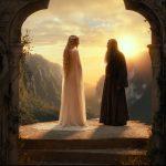 Galadriel e Gandalf (Lo Hobbit)