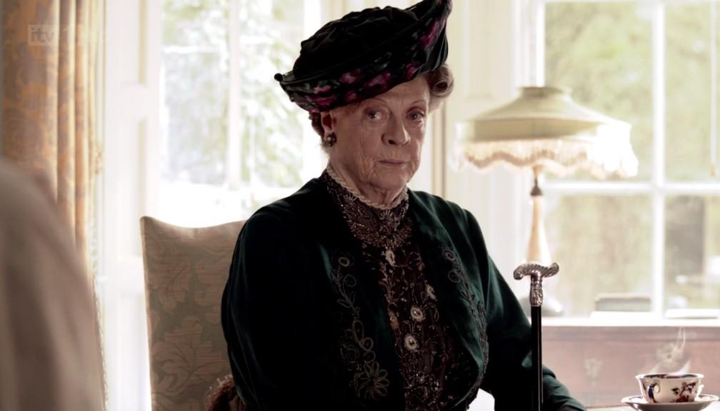 DOWNTON ABBEY - Lady Grantham