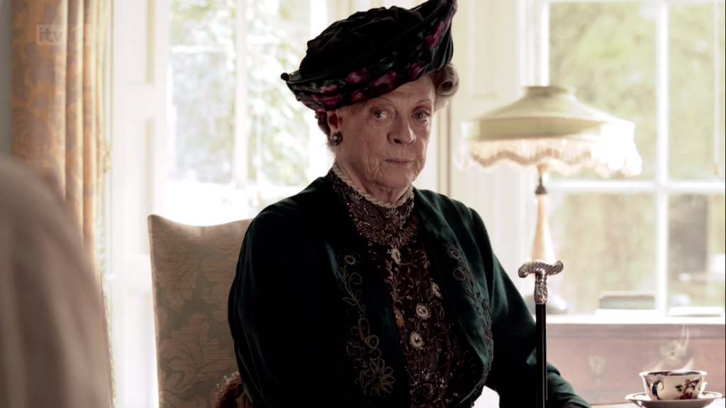 DOWNTON ABBEY - Lady Grantham