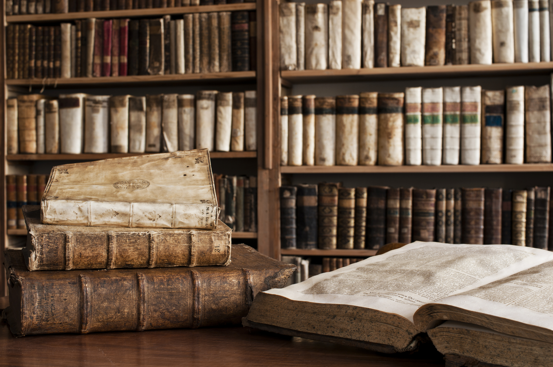 Libri antichi © gettyimages