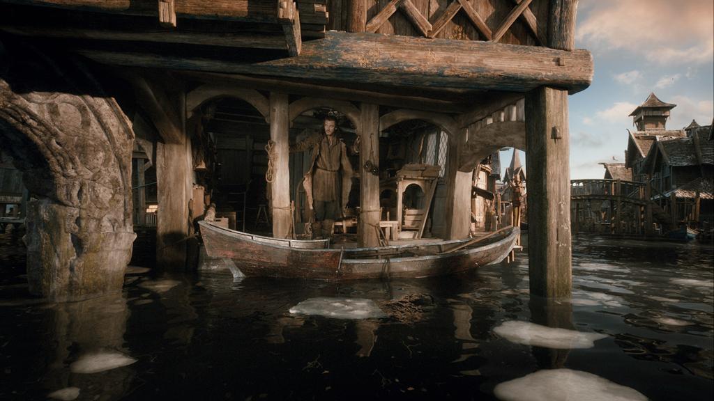 La Desolazione di Smaug: Bard