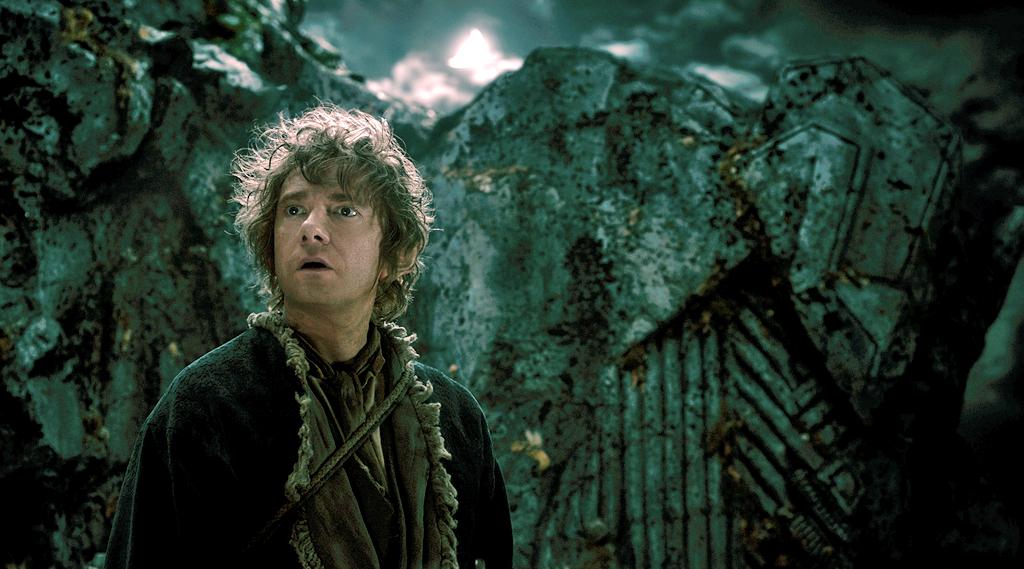 La Desolazione di Smaug: Bilbo