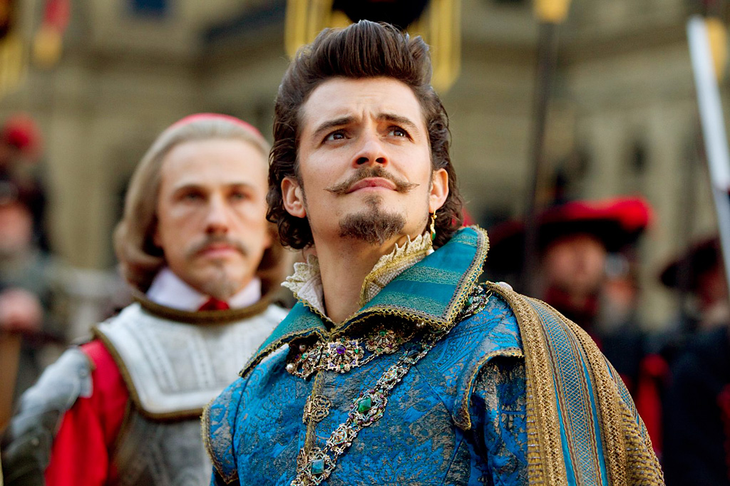 Il Duca di Buckingham (Orlando Bloom)