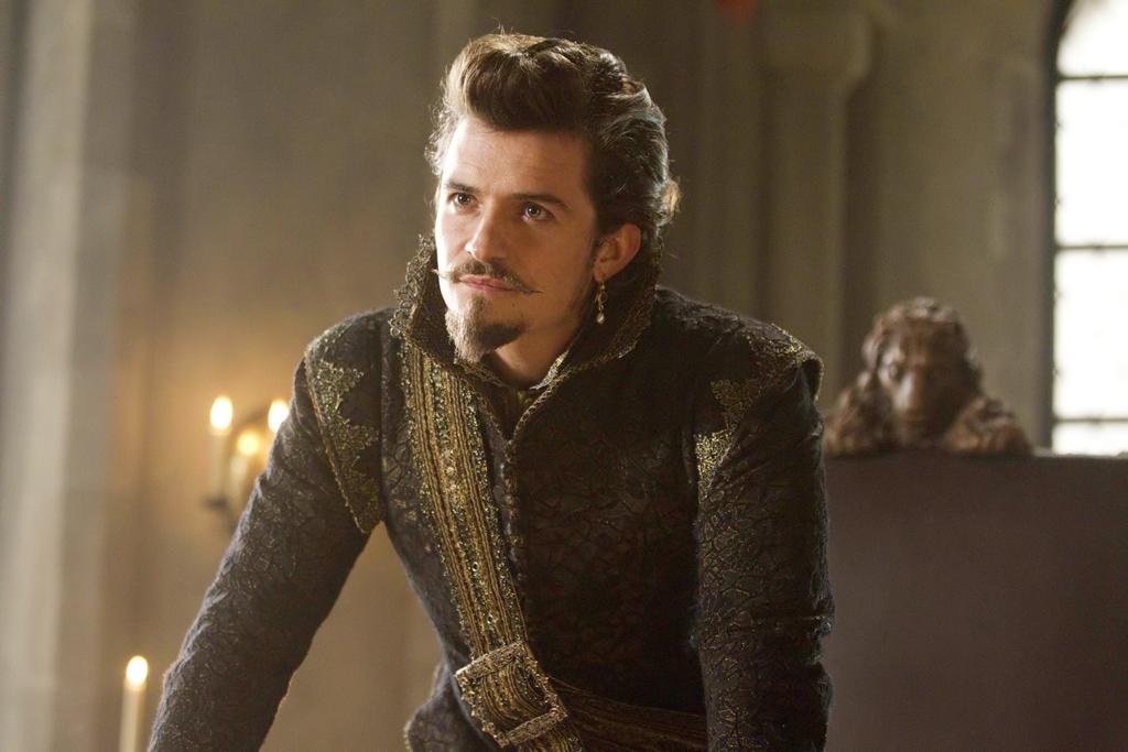 Il Duca di Buckingham (Orlando Bloom)