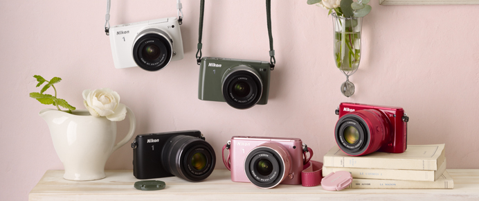 Mirrorless Nikon 1 S1