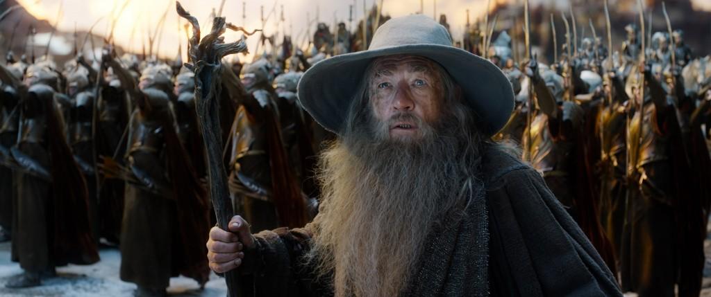 Lo Hobbit La Battaglie delle Cinque Armate: Gandalf