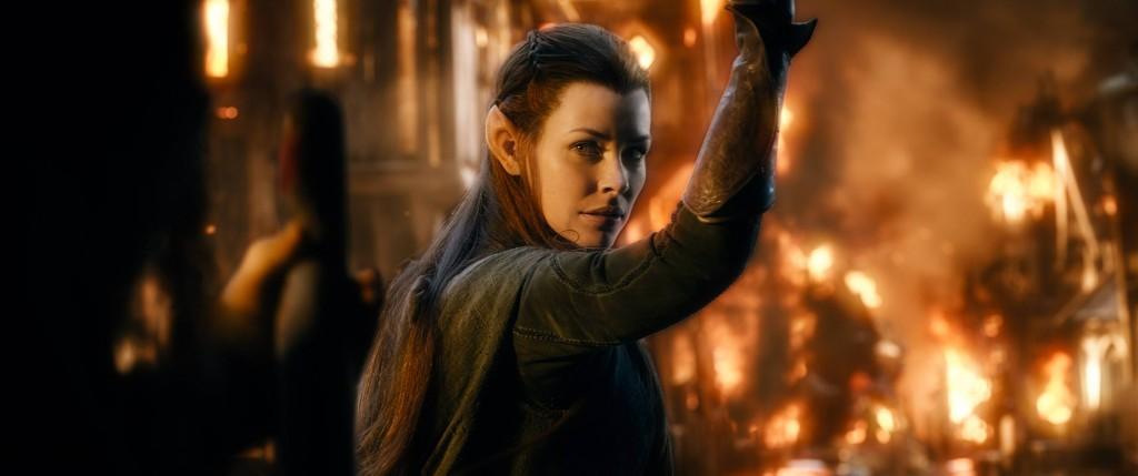 Lo Hobbit La Battaglie delle Cinque Armate: Tauriel