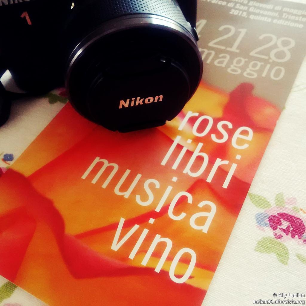 Rose Libri Musica Vino © leeliah99.altervista.org