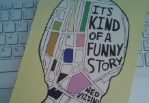 It's Kind Of A Funny Story di Ned Vizzini © leeliah99.altervista.org