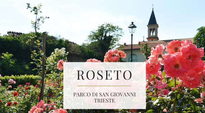 Roseto del Parco di San Giovanni a Trieste © leeliah99.altervista.org