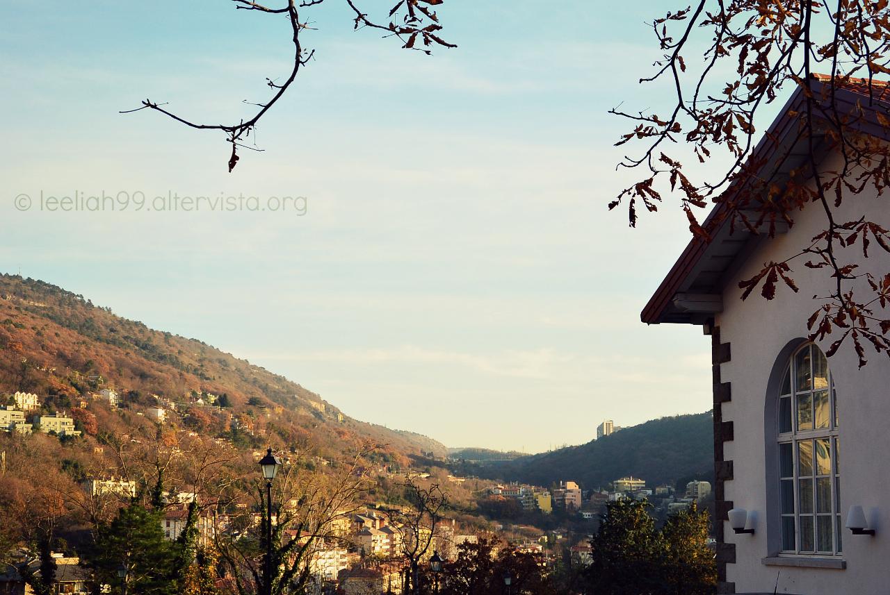 Dicembre al Parco di San Giovanni a Trieste © leeliah99.altervista.org