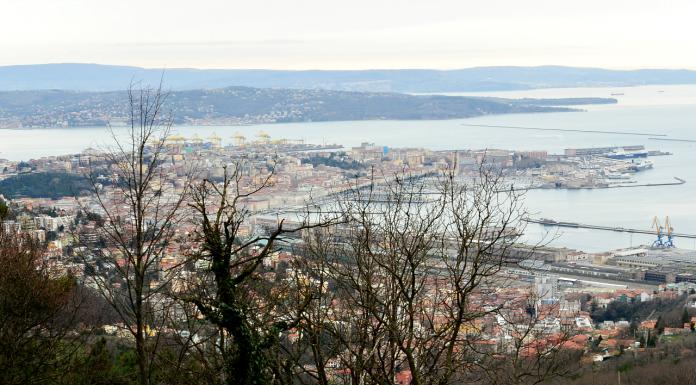 Trieste: Strada Napoleonica © leeliah99.altervista.org