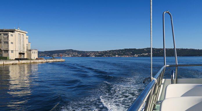 Sul Delfino Verde da Trieste a Muggia © leeliah99.altervista.org