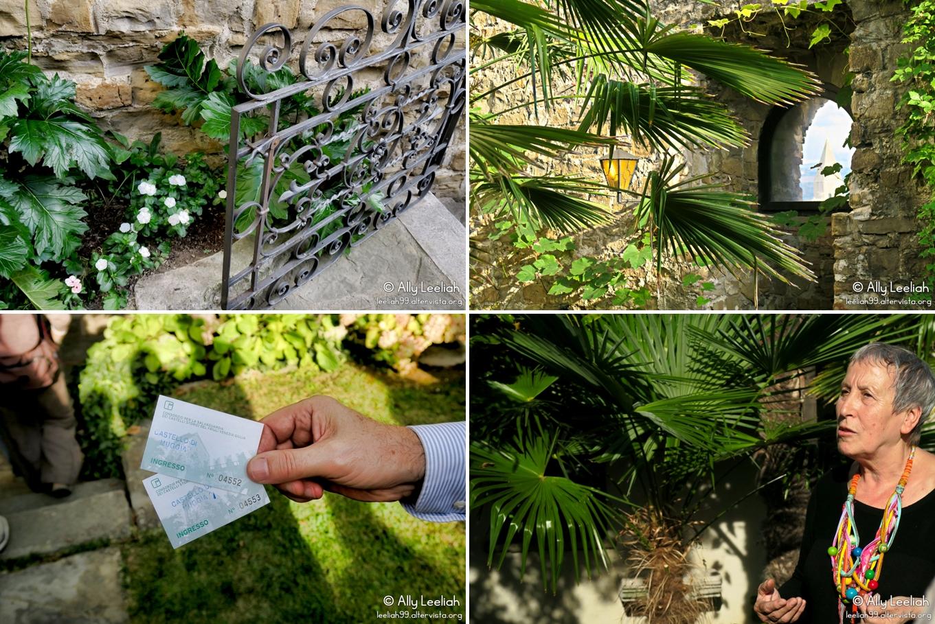 Castello di Muggia © leeliah99.altervista.org