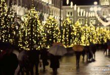 Luci di Natale in Piazza Unità a Trieste © leeliah99.altervista.org