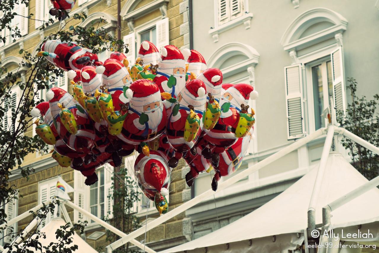 Fiera di San Nicolò a Trieste © leeliah99.altervista.org