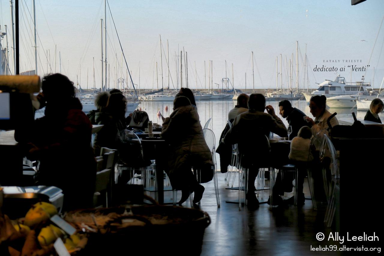 Eataly a Trieste © leeliah99.altervista.org