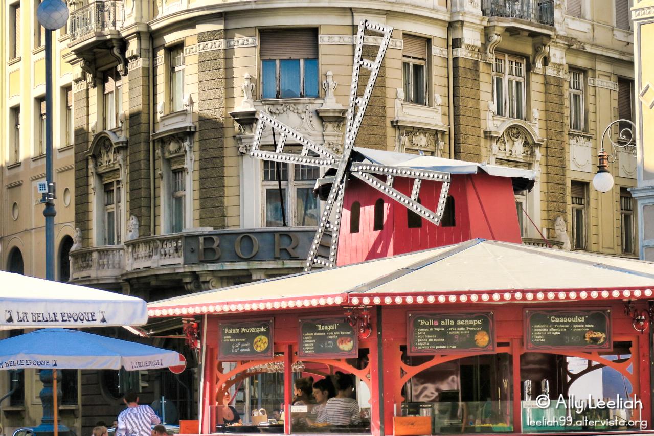 Belle Époque, mercatino francese a Trieste © leeliah99.altervista.org