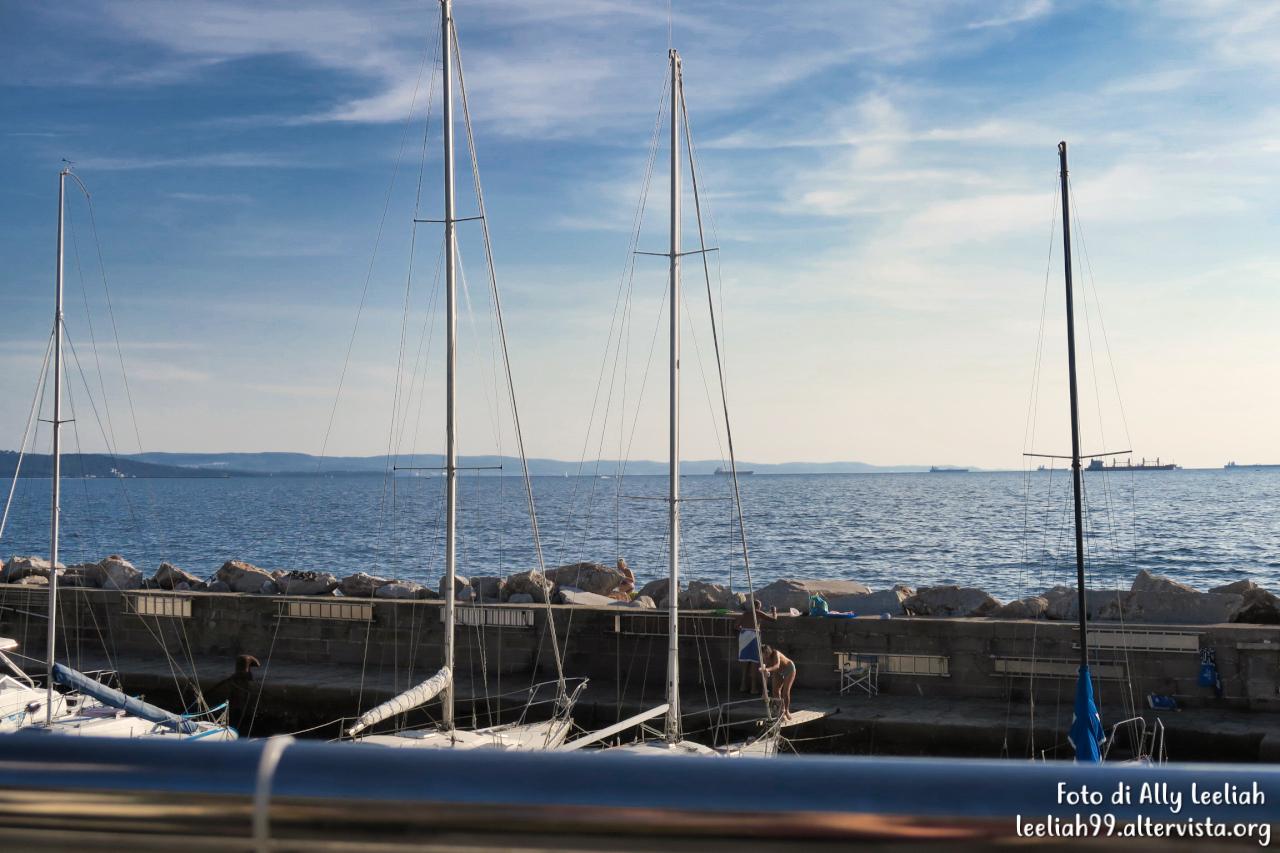 A Grignano col Delfino Verde © leeliah99.altervista.org