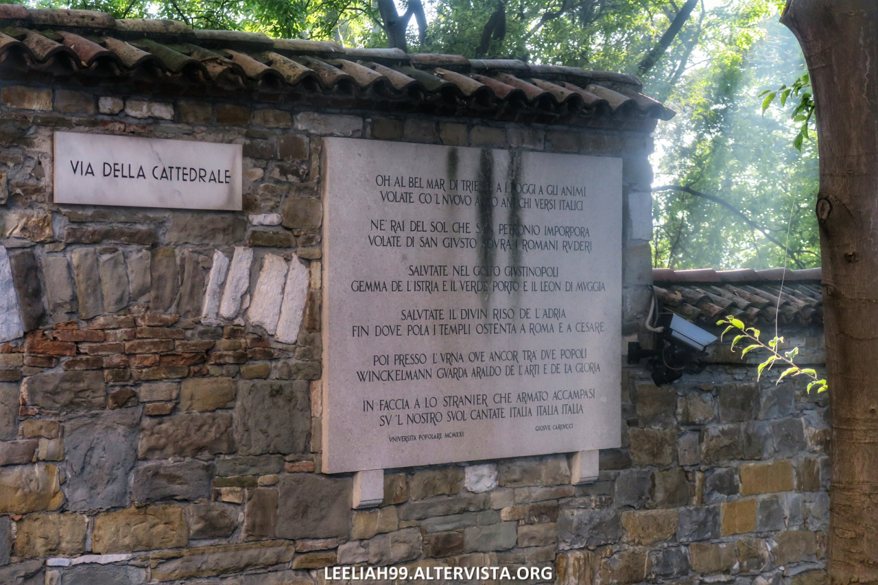 San Giusto © leeliah99.altervista.org