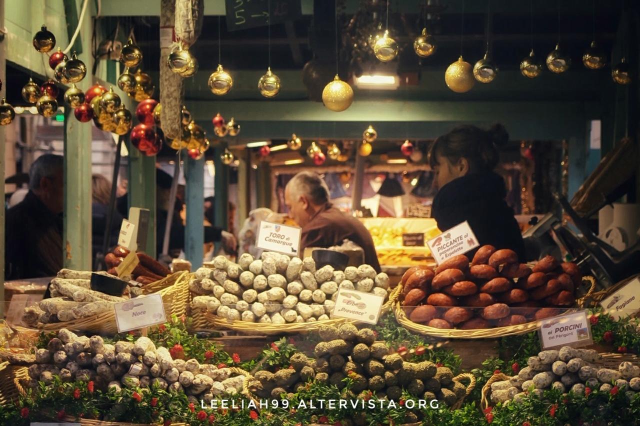 Mercatino del Villaggio di Natale francese a Trieste © leeliah99.altervista.org