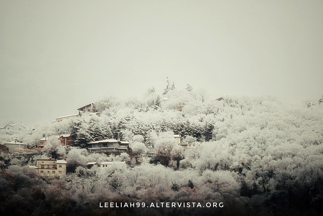 Neve a Trieste © leeliah99.altervista.org
