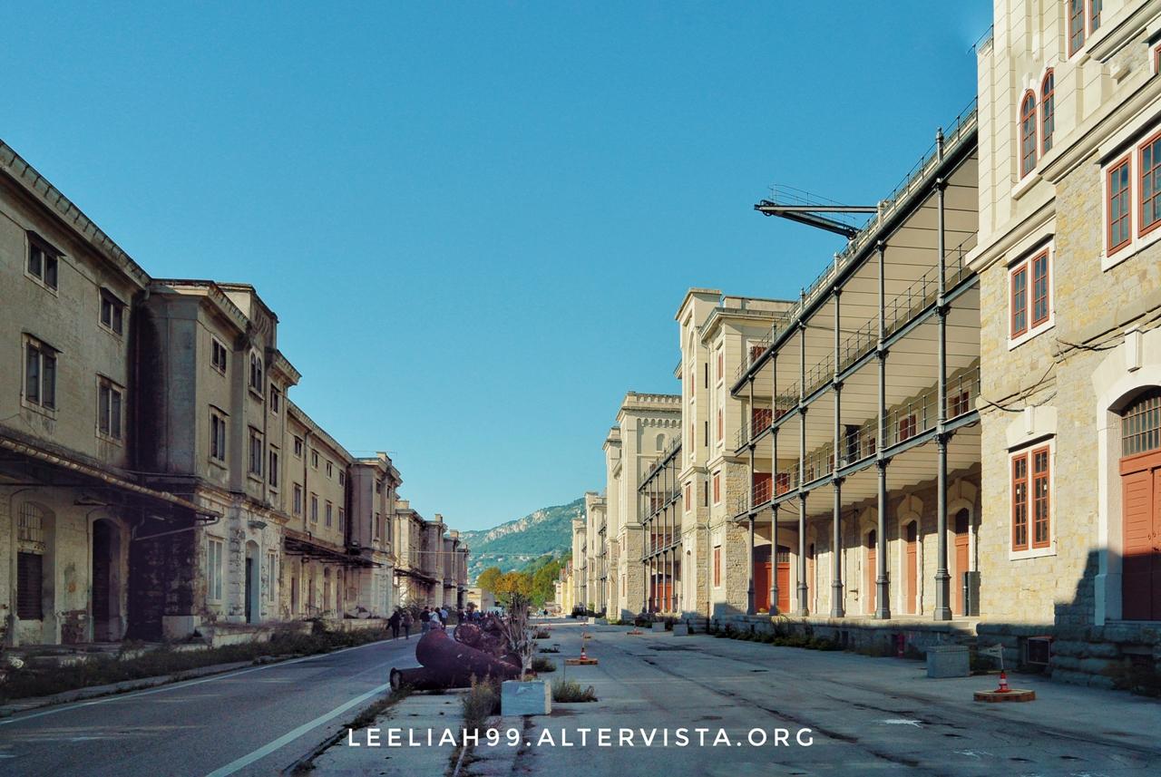 Porto Vecchio a Trieste © leeliah99.altervista.org