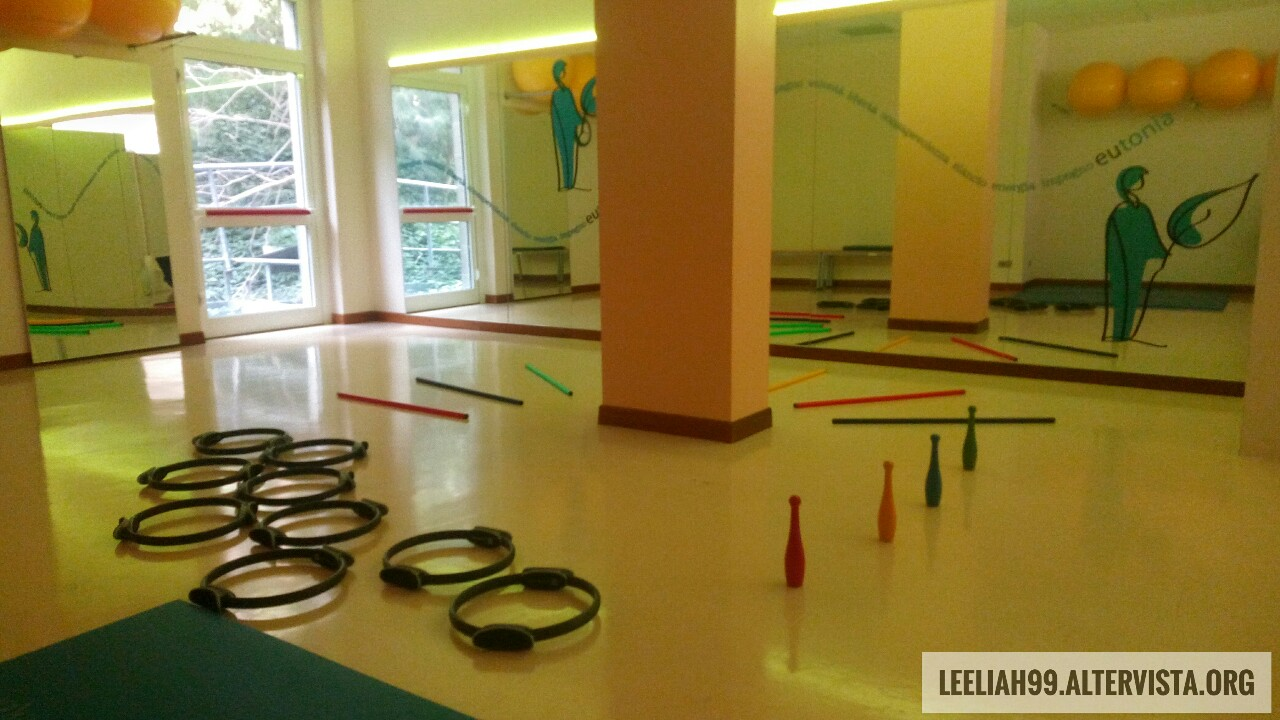 Secondo round di fisioterapia © leeliah99.altervista.org