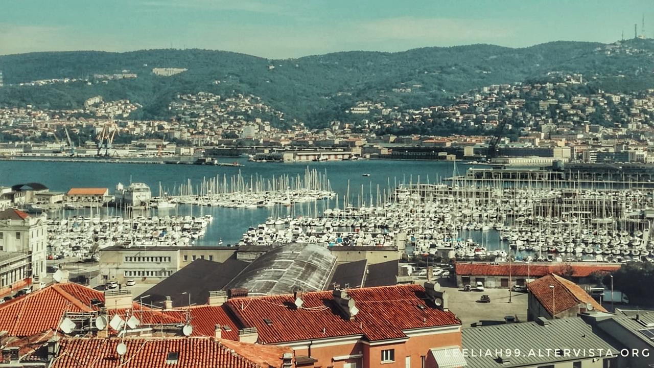 Il golfo di Trieste da Campo Marzio © leeliah99.altervista.org