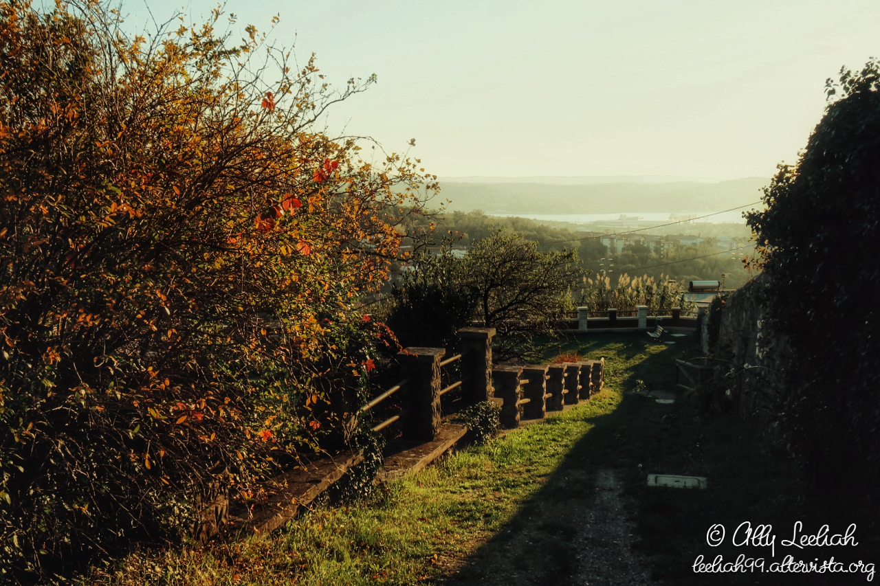 Novembre nel Parco di Villa Revoltella a Trieste © leeliah99.altervista.org