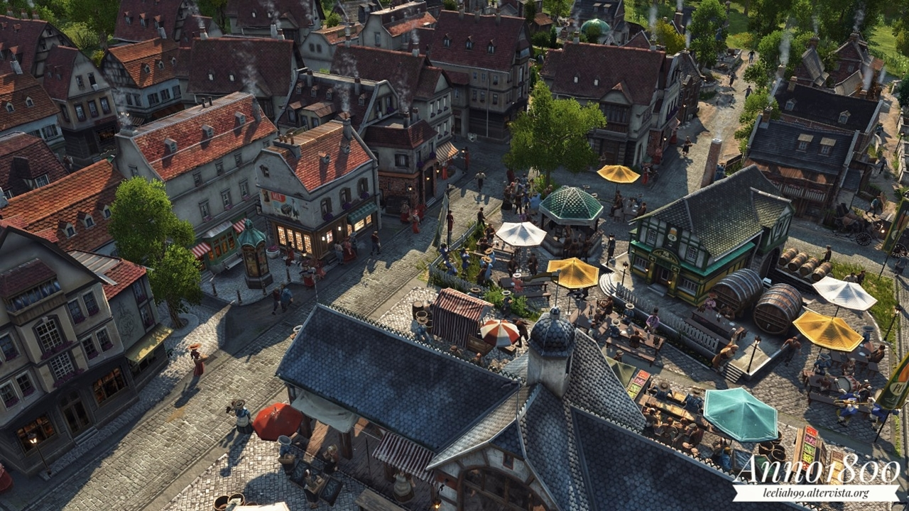Anno 1800 Closed Beta © leeliah99.altervista.org