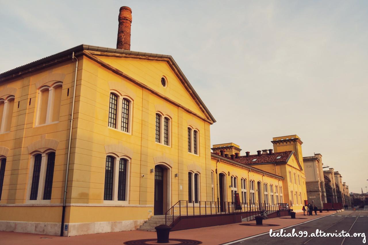 Porto Vecchio di Trieste © leeliah99.altervista.org