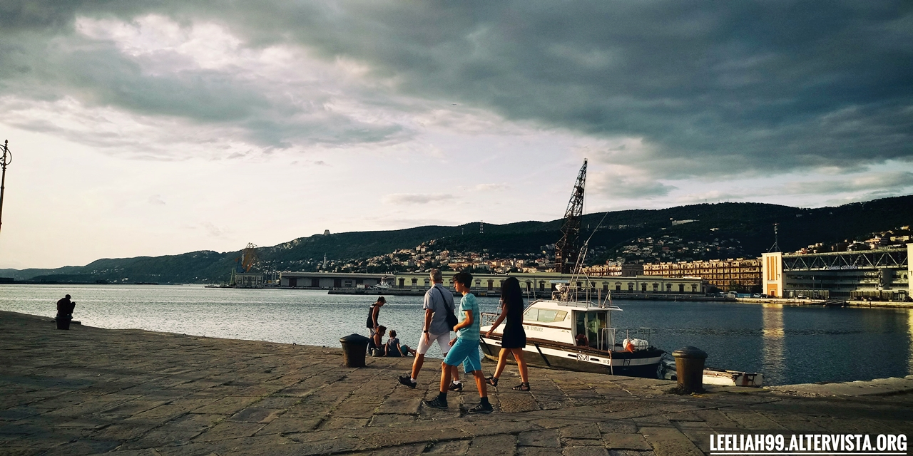 Trieste, agosto 2019 © leeliah99.altervista.org