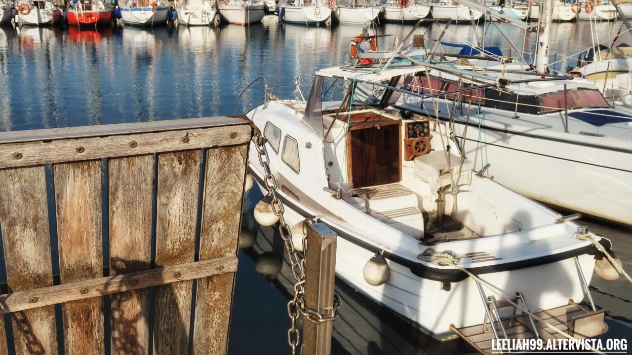 Barche in Sacchetta © leeliah99.altervista.org