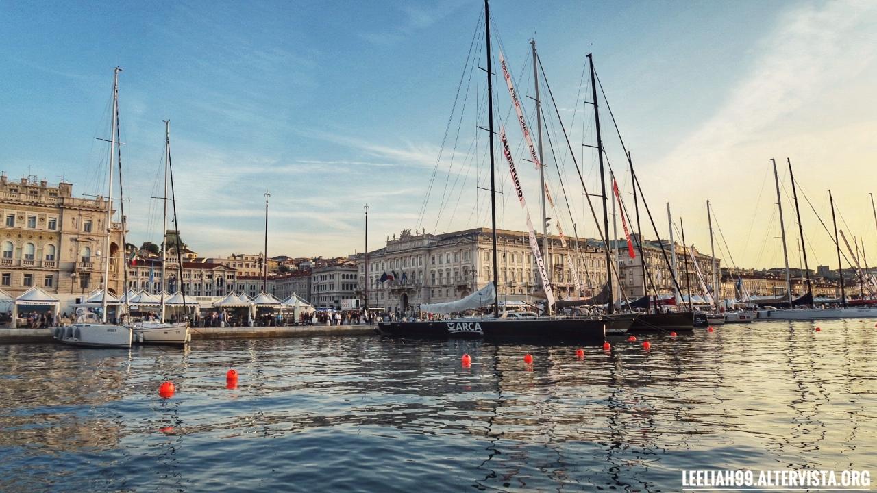 Barcolana 51 a Trieste © leeliah99.altervista.org