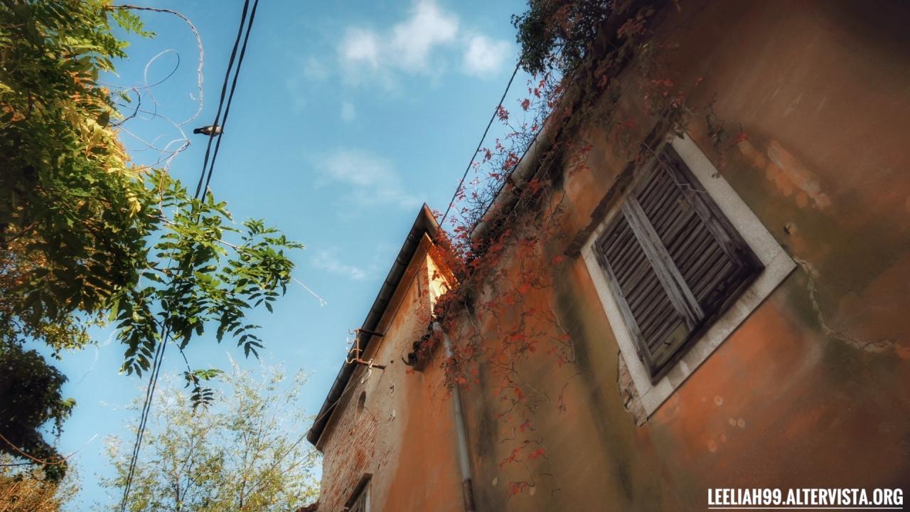 Vicolo dei Roveri a Trieste © leeliah99.altervista.org