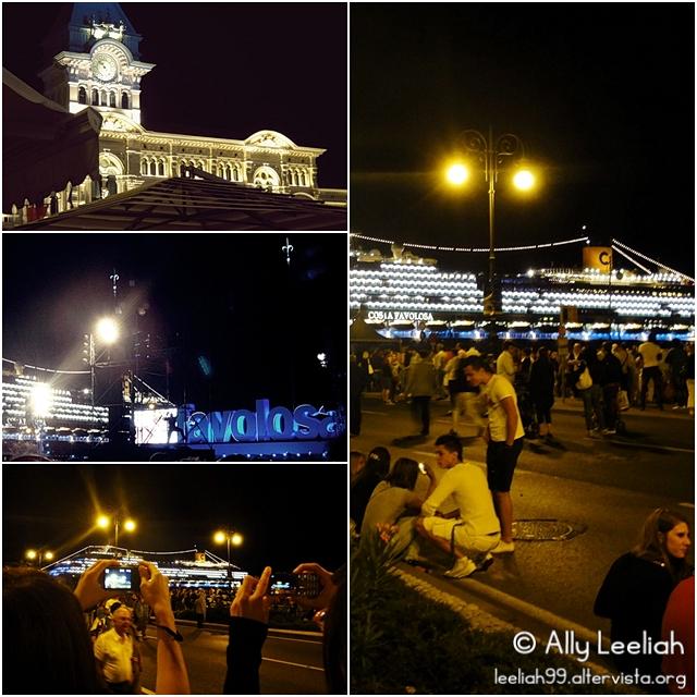Inaugurazione della Costa Favolosa a Trieste © leeliah99.altervista.org