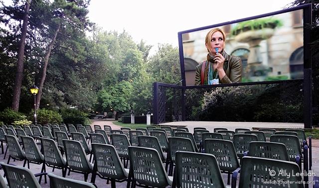 """""""Mangia Prega Ama"""" al Giardino Pubblico di Trieste © leeliah99.altervista.org"""