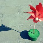 Girandola in Piazza Unità a Trieste per la Giornata Mondiale dell'Ambiente © leeliah99.altervista.org