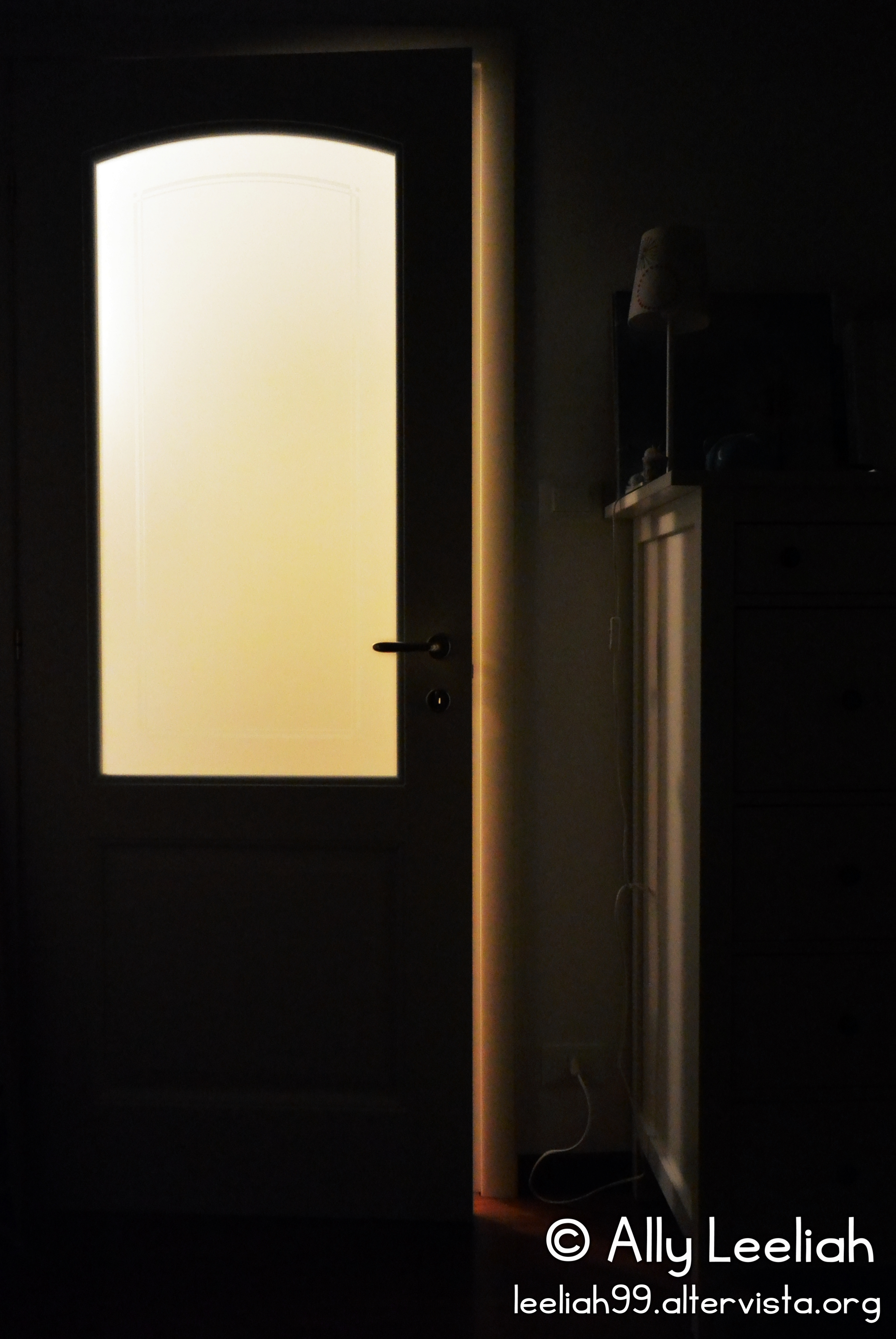 La luce oltre la porta © leeliah99.altervista.org