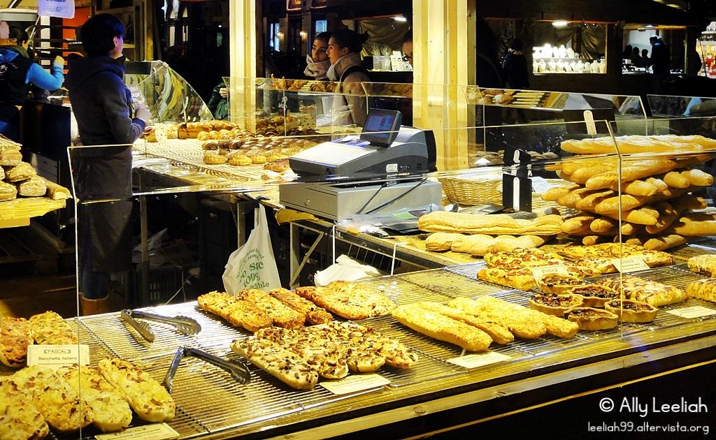 Mercatino di Natale Francese 2012, la Boulangerie © leeliah99.altervista.org