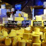 Mercatino di Natale Francese 2012, tutti i formaggi tranne il Reblochon © leeliah99.altervista.org