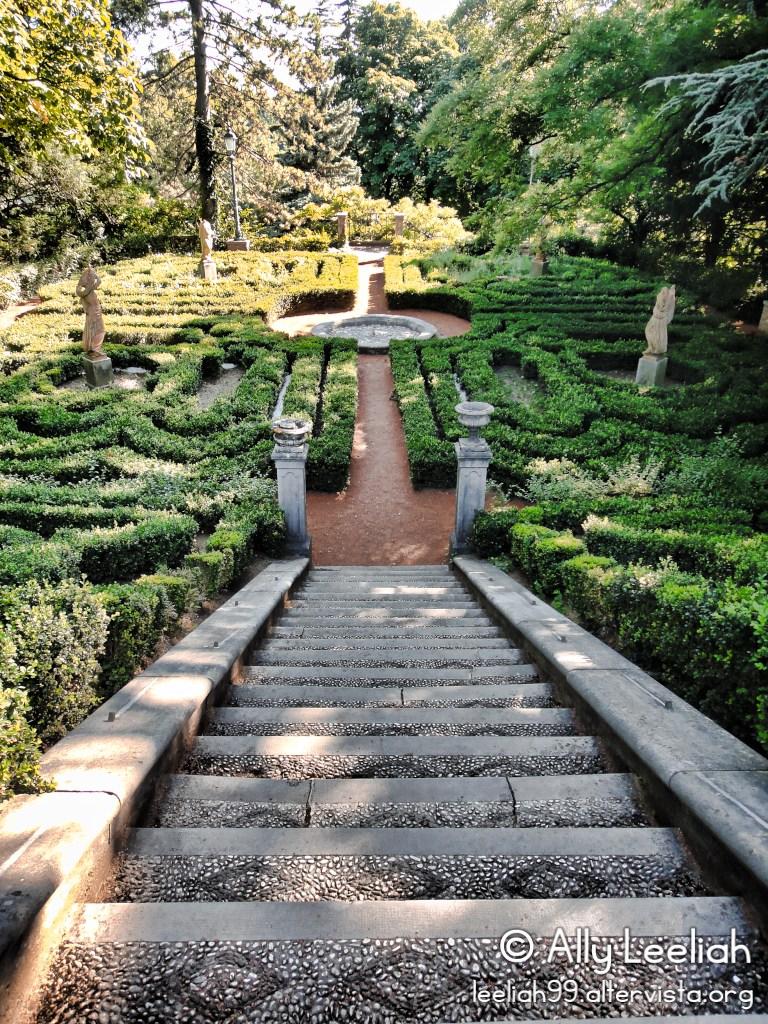Parco di Villa Revoltella: il giardino inglese © leeliah99.altervista.org