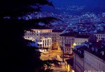 Trieste dall'alto © leeliah99.altervista.org